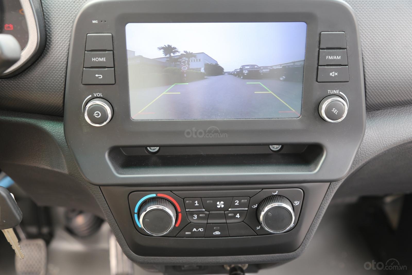 Bán xe tải nhỏ dưới 1 tấn SRM 930kg đời 2020 bản cao cấp 80tr nhận xe - Tặng 100% trước bạ - Tặng camera lùi (8)