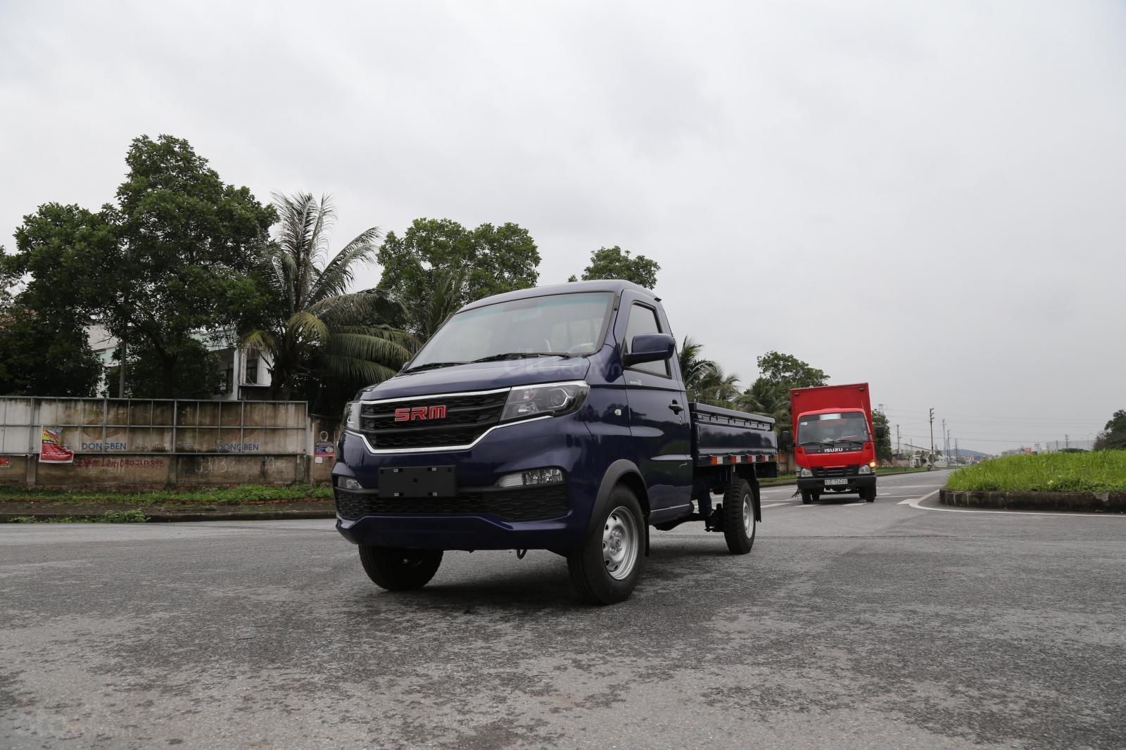 Bán xe tải nhỏ dưới 1 tấn SRM 930kg đời 2020 bản cao cấp 80tr nhận xe - Tặng 100% trước bạ - Tặng camera lùi (5)