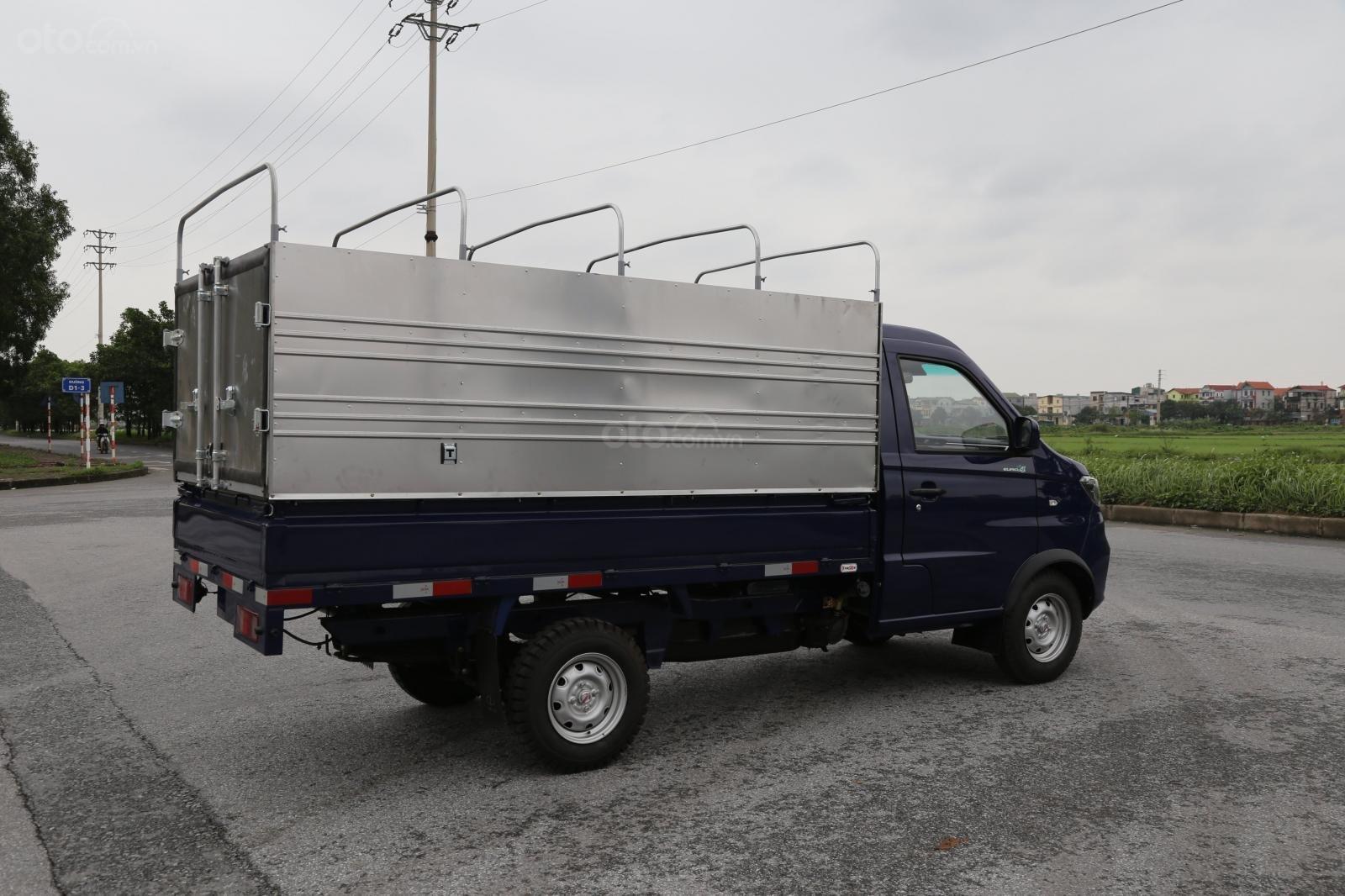 Bán xe tải nhỏ dưới 1 tấn SRM 930kg đời 2020 bản cao cấp 80tr nhận xe - Tặng 100% trước bạ - Tặng camera lùi (3)
