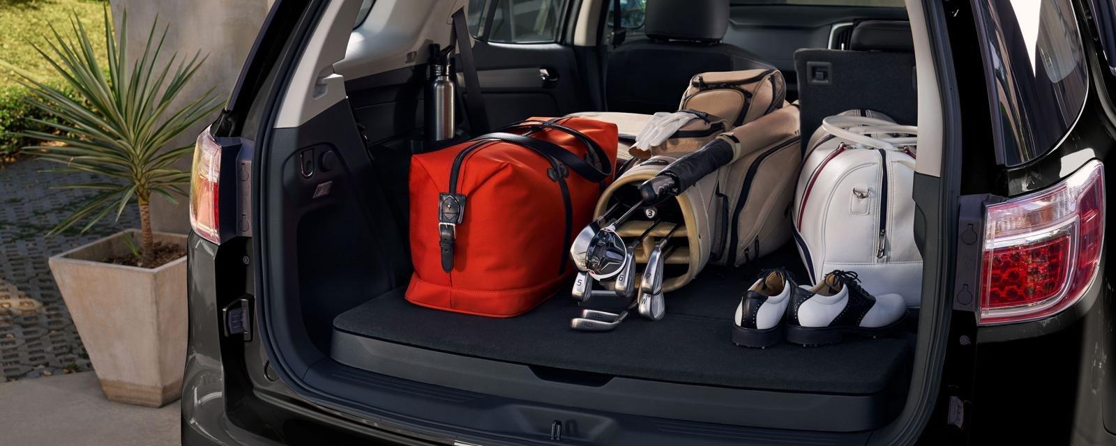 SUV 7 chỗ Chevrolet Trailblazer 2020 giảm tới 200 triệu đồng - Ảnh 1.