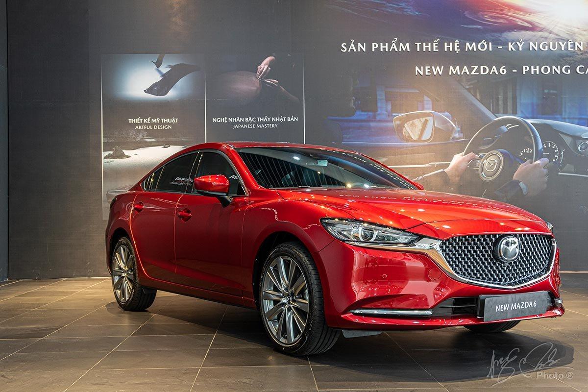 Mazda 6 giảm 10 - 20 triệu đồng trong tháng 08/2020 1