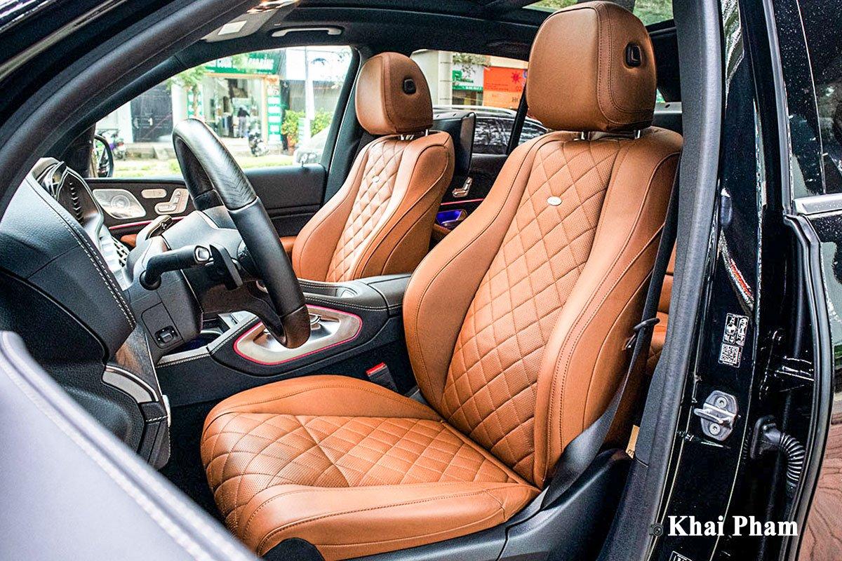 Ảnh Ghế lái xe Mercedes-Benz GLE 2020