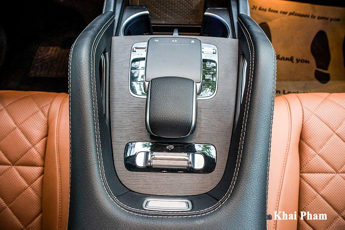 Ảnh Bệ tỳ tay xe Mercedes-Benz GLE 2020