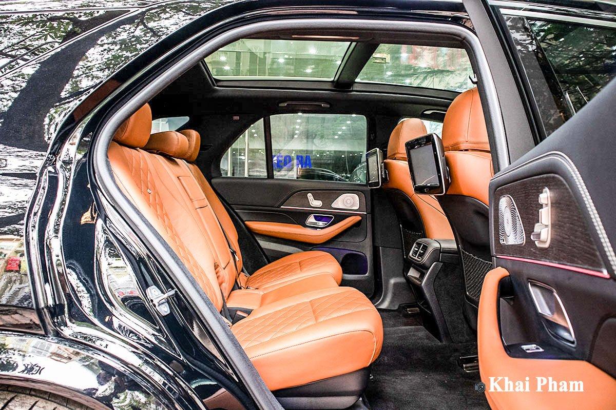 Ảnh Ghế sau xe Mercedes-Benz GLE 2020