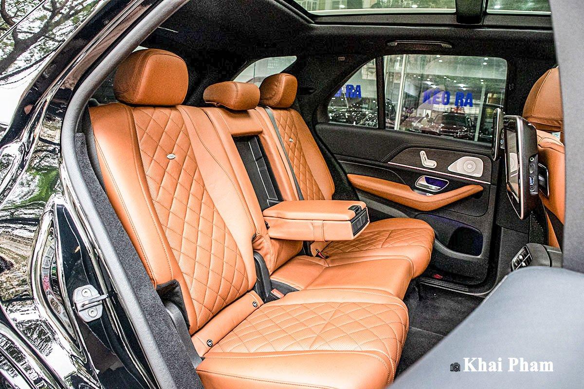 Ảnh Ghế sau xe Mercedes-Benz GLE 2020 a1
