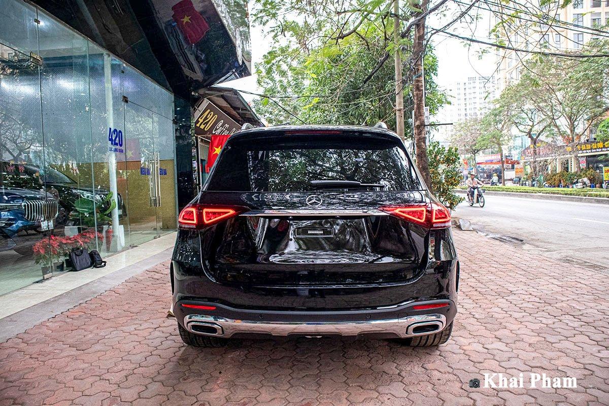 Ảnh Đuôi xe Mercedes-Benz GLE 2020