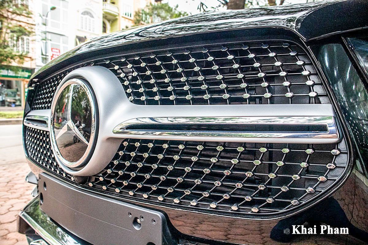 Ảnh Lưới tản nhiệt xe Mercedes-Benz GLE 2020