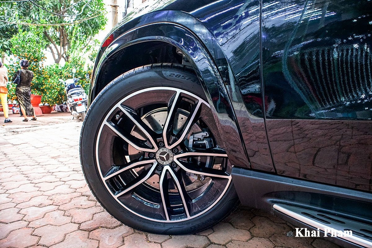 Ảnh La-zăng xe Mercedes-Benz GLE 2020