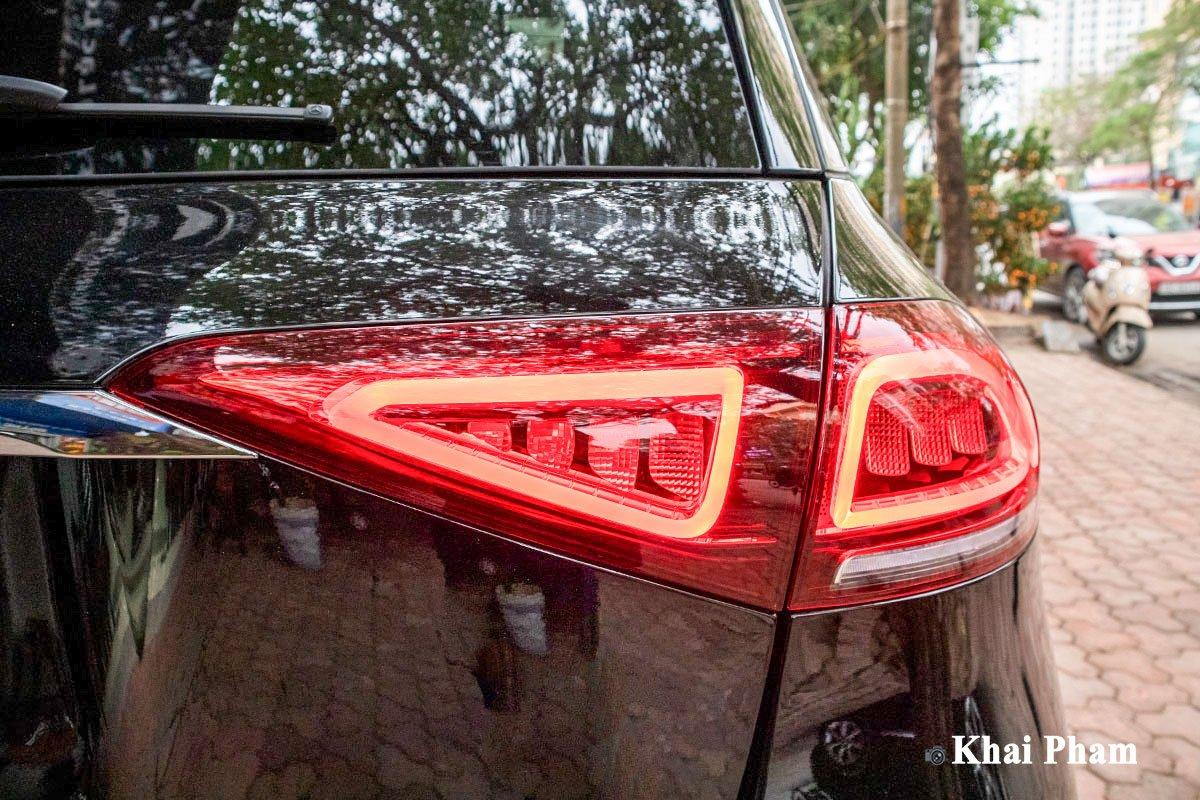 Ảnh Đèn hậu  xe Mercedes-Benz GLE 2020 b1