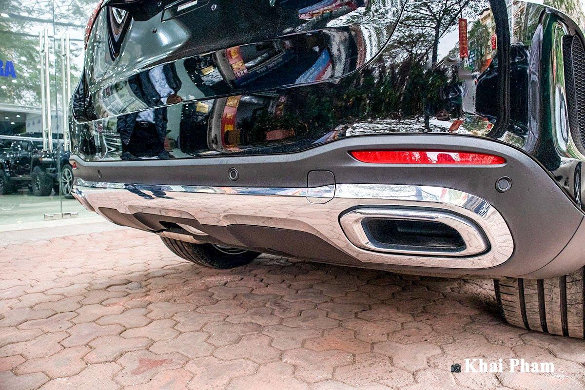 Ảnh Cản sau xe Mercedes-Benz GLE 2020