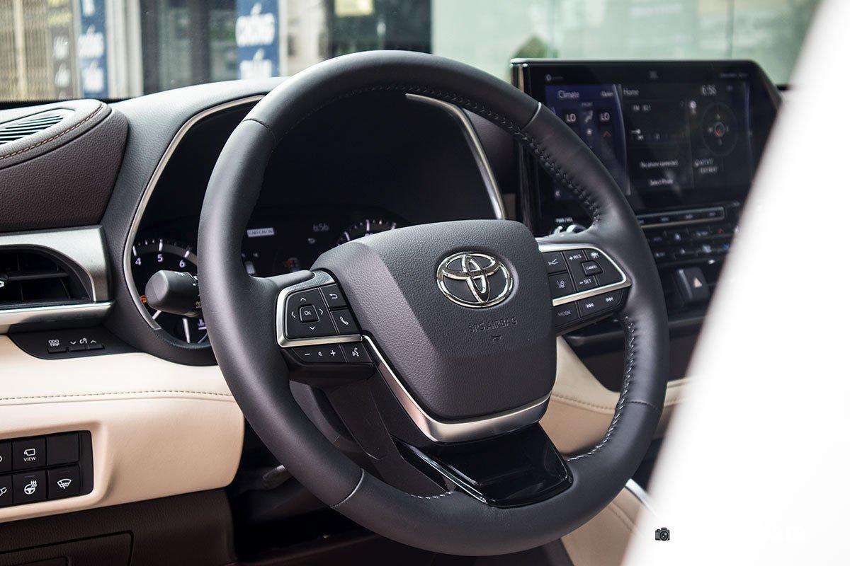 Ảnh Vô-lăng xe Toyota Highlander 2020