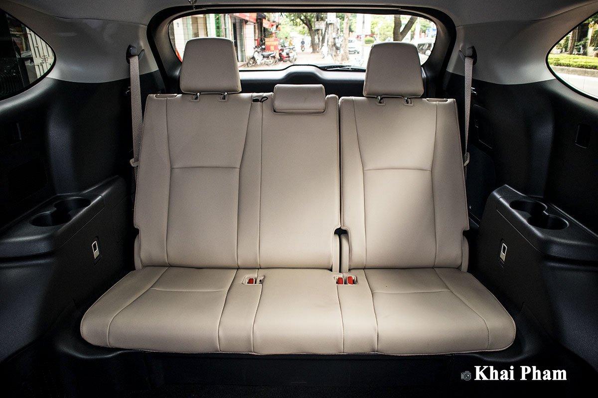 Ảnh Ghế cuối xe Toyota Highlander 2020 a1