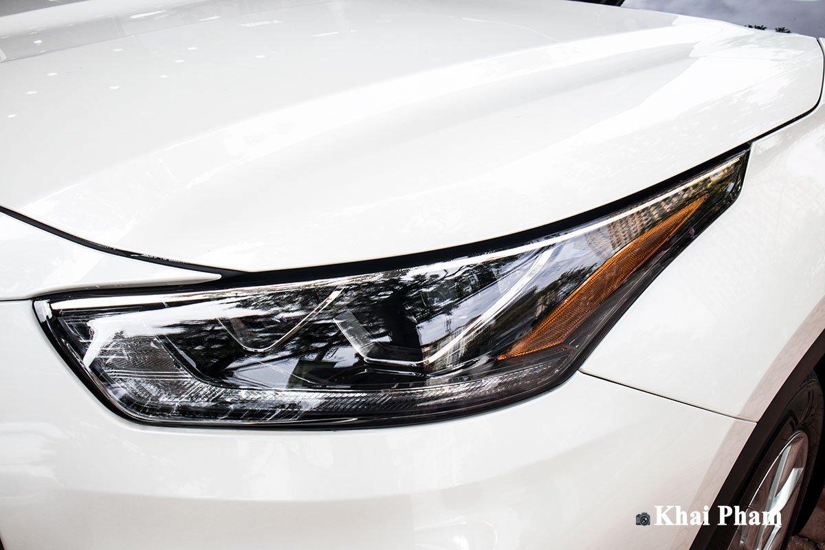 Ảnh Đèn pha phải xe Toyota Highlander 2020