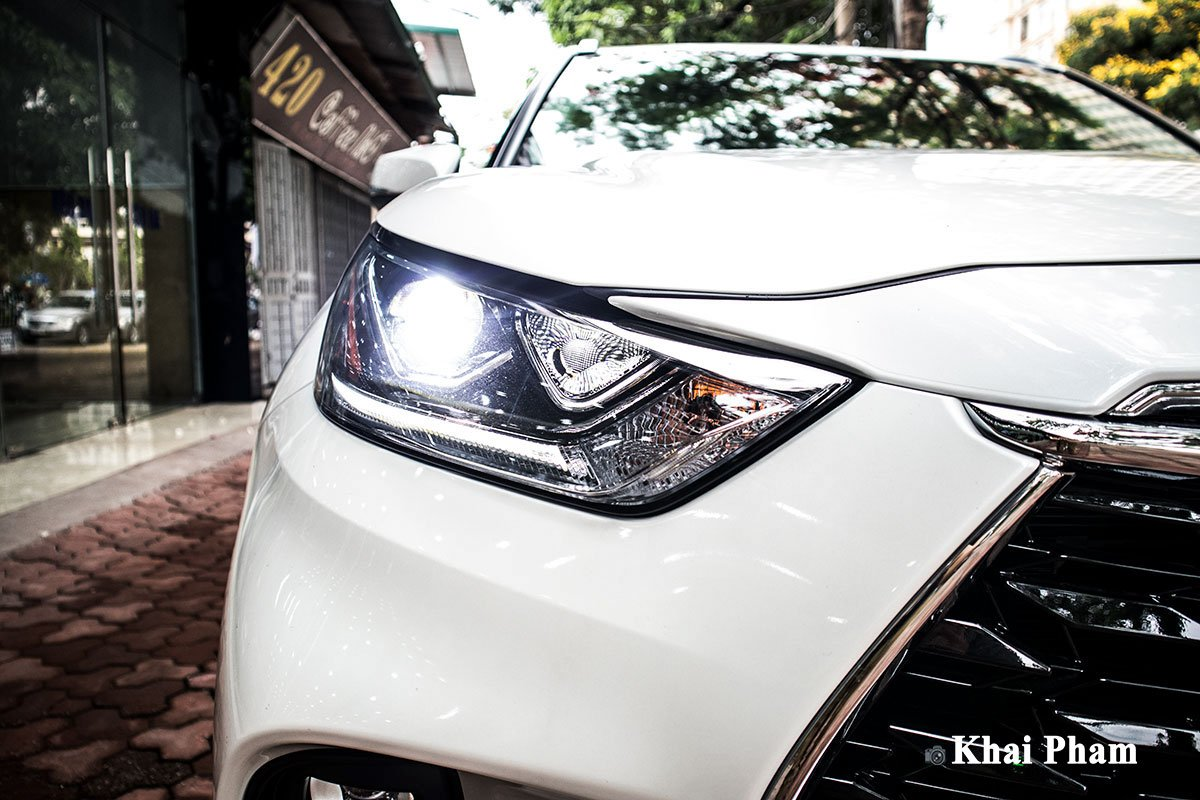 Ảnh Đèn pha trái xe Toyota Highlander 2020