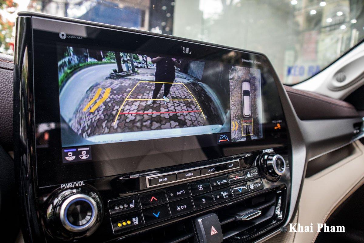 Ảnh Camera 360 độ xe Toyota Highlander 2020