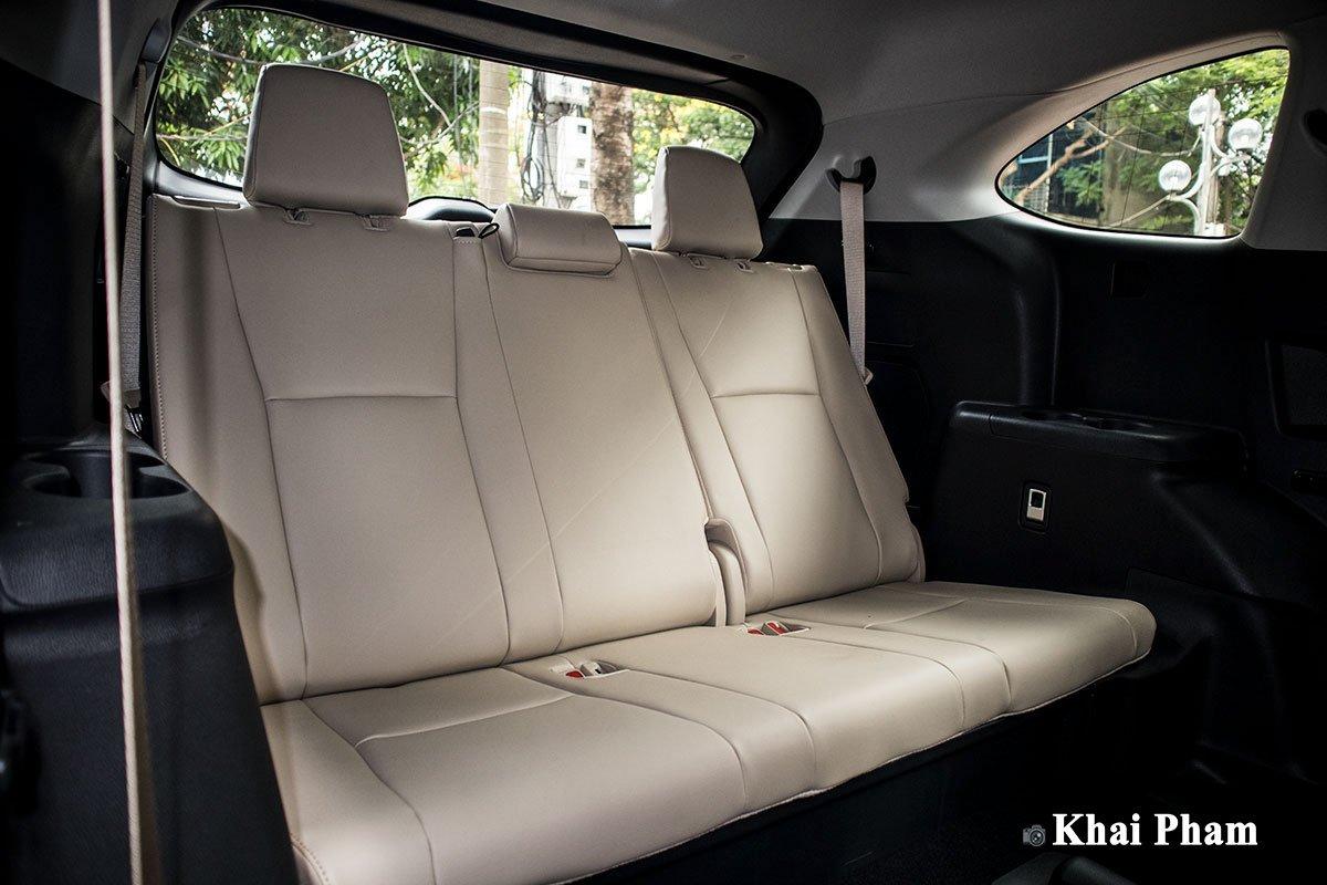 Ảnh Ghế cuối xe Toyota Highlander 2020