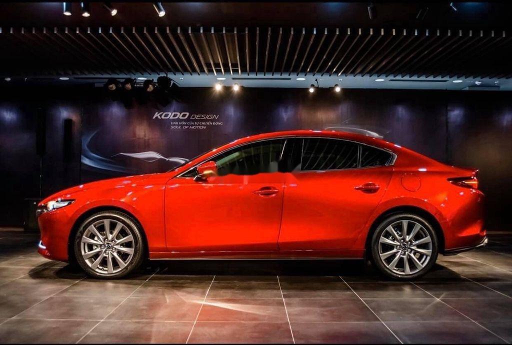 Bán Mazda 3 đời 2020, màu đỏ, mới hoàn toàn (3)