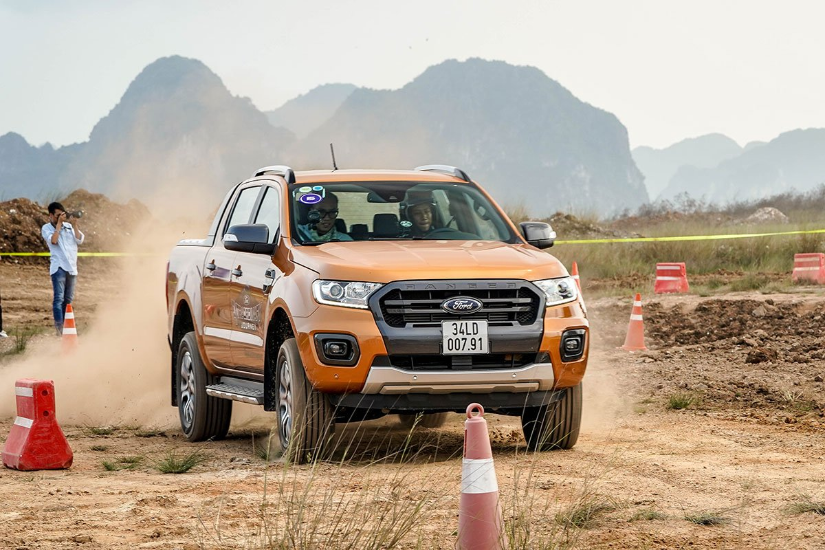 """Vua bán tải"" Ford Ranger tại Việt Nam 1"