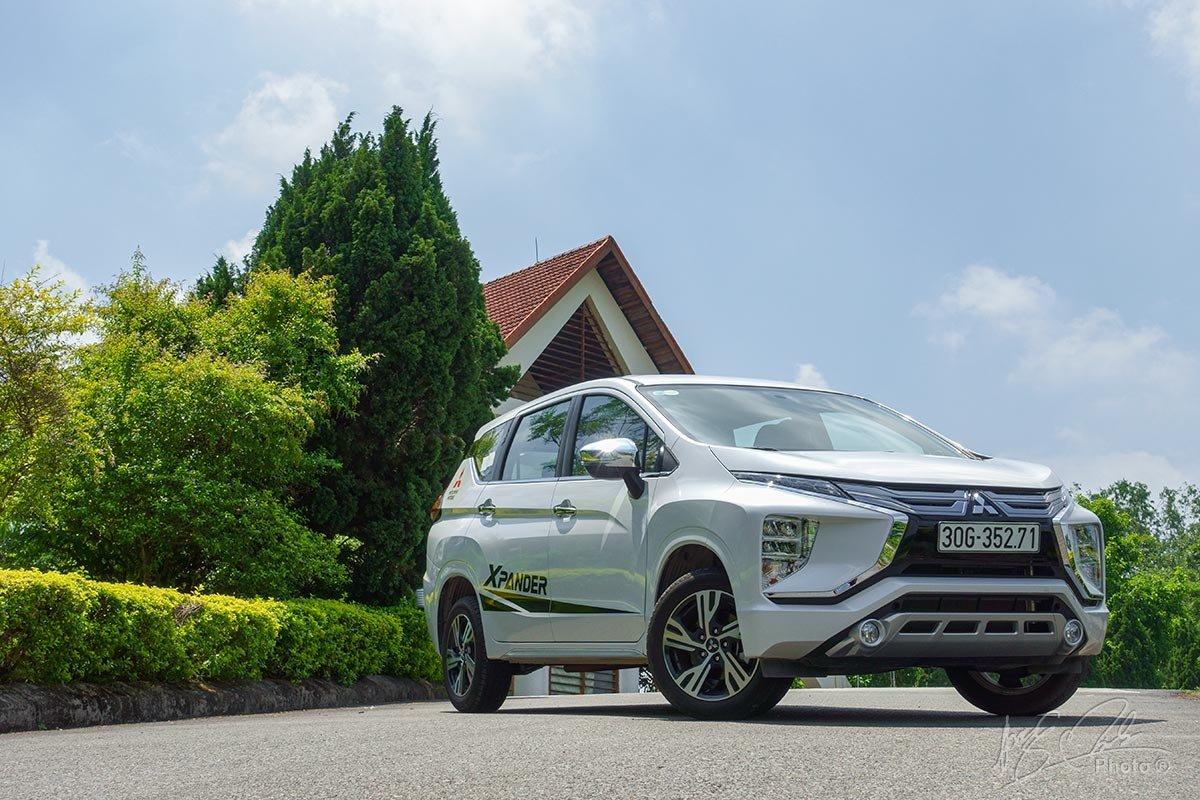 Mitsubishi Xpander mới tại Việt Nam 1