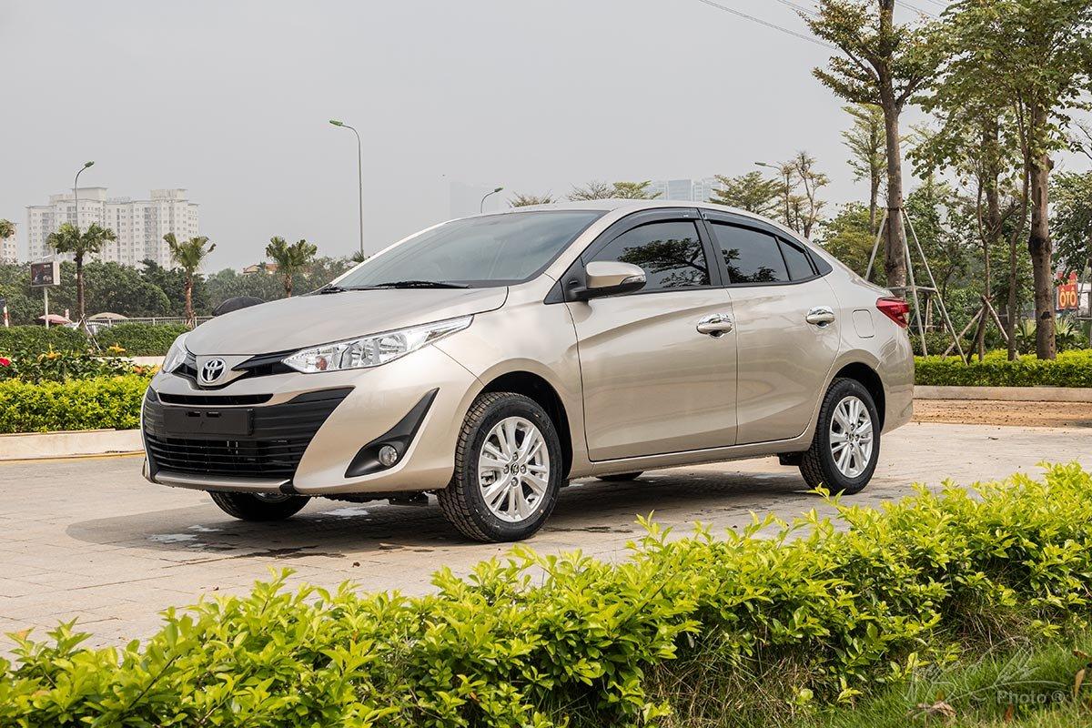 Toyota Vios là mẫu xe bán chạy nhất tháng 07/2020 1