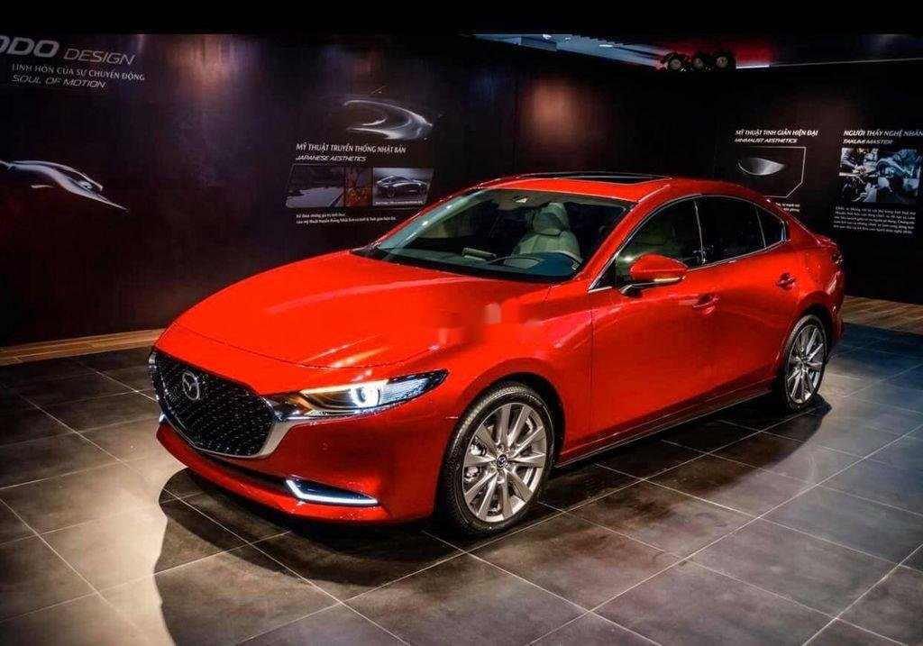 Bán Mazda 3 đời 2020, màu đỏ, mới hoàn toàn (2)