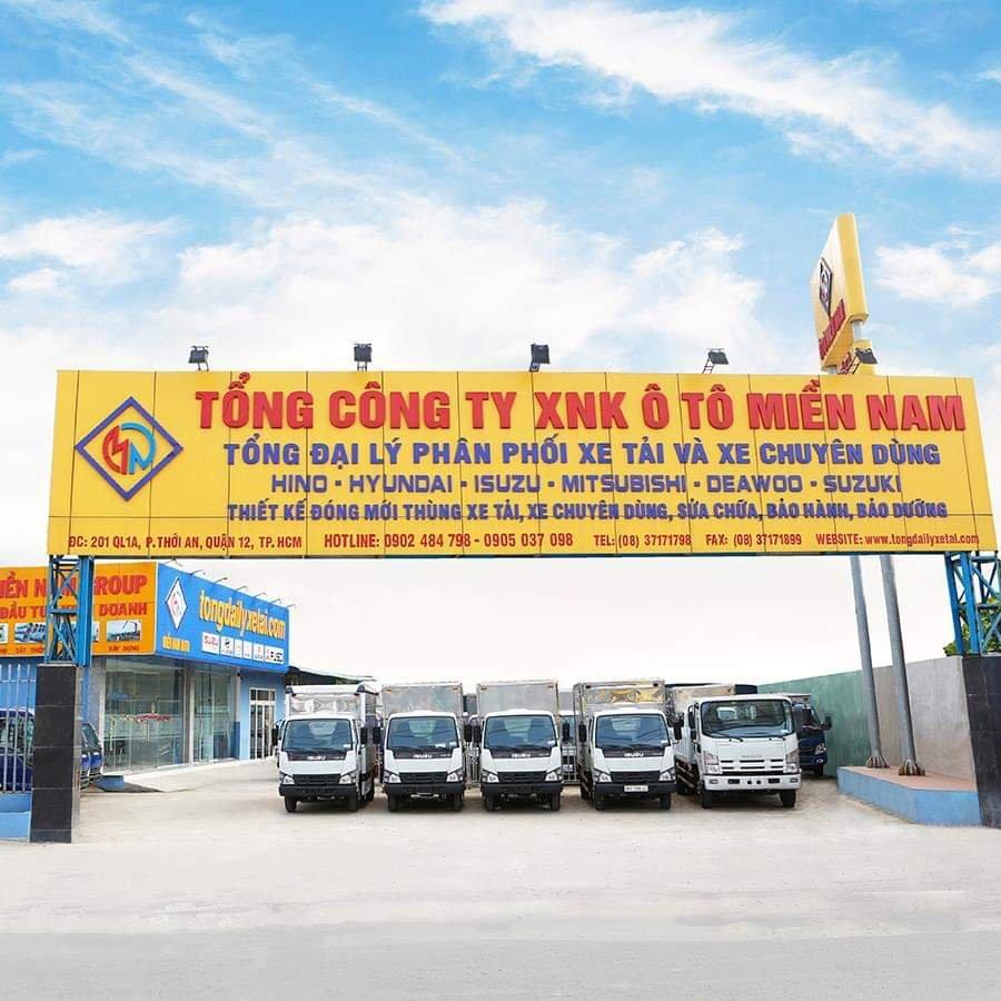 Tổng công ty ô tô Miền Nam (1)