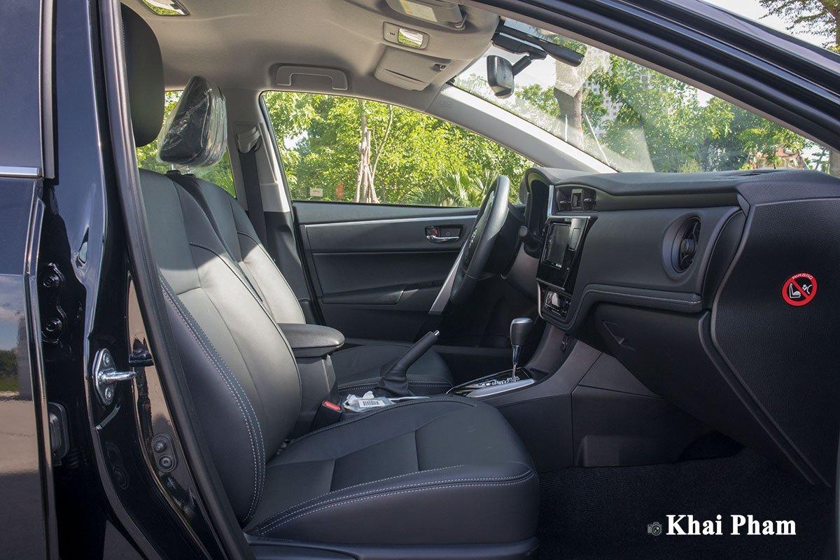 Ảnh ghế phụ xe Toyota Corolla Altis 2020 a1
