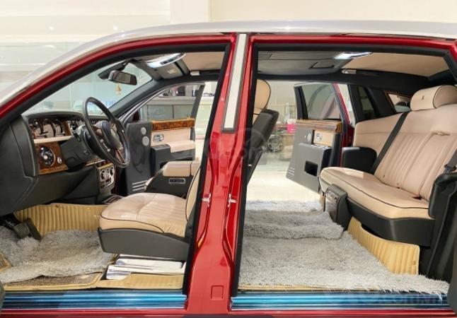 Cần bán Rolls-Royce Phantom năm sản xuất 2007, màu đỏ, biển số SG (6)