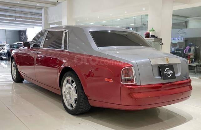 Cần bán Rolls-Royce Phantom năm sản xuất 2007, màu đỏ, biển số SG (5)