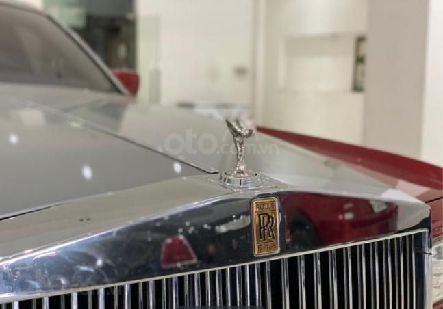 Cần bán Rolls-Royce Phantom năm sản xuất 2007, màu đỏ, biển số SG (9)