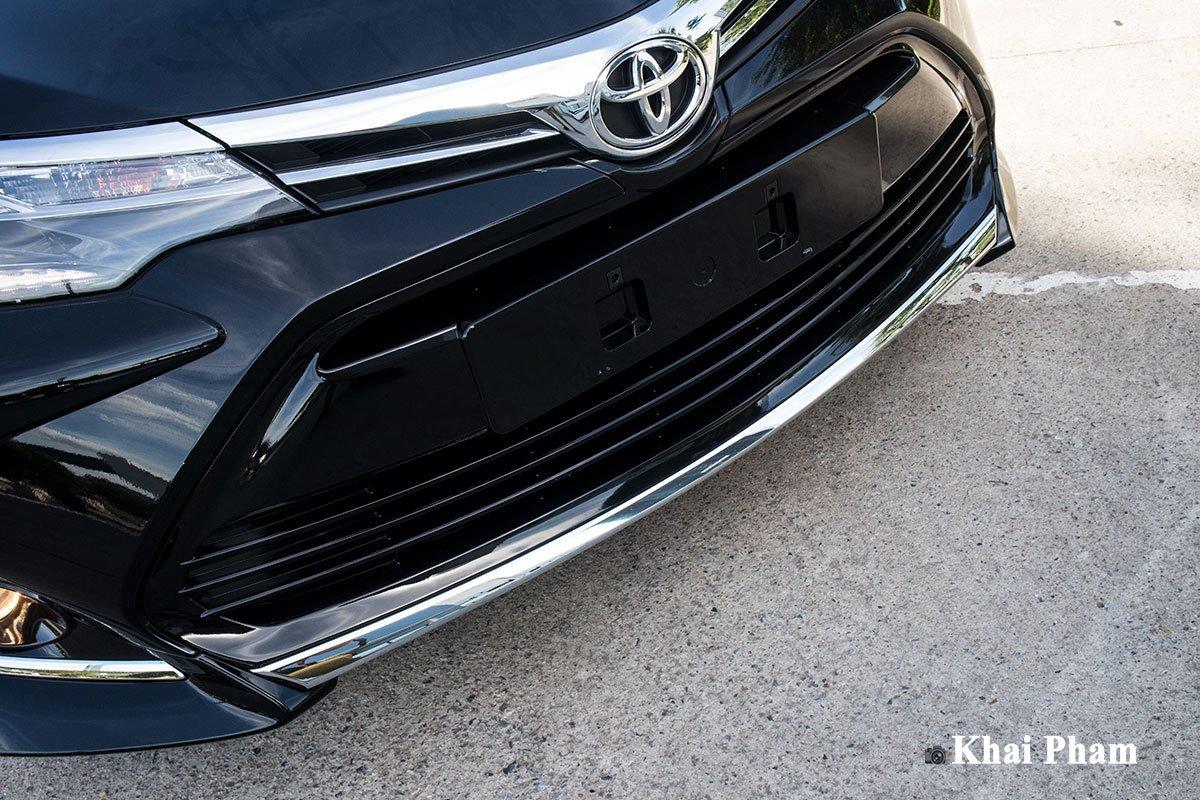 Ảnh Lưới tản nhiệt xe Toyota Corolla Altis 2020