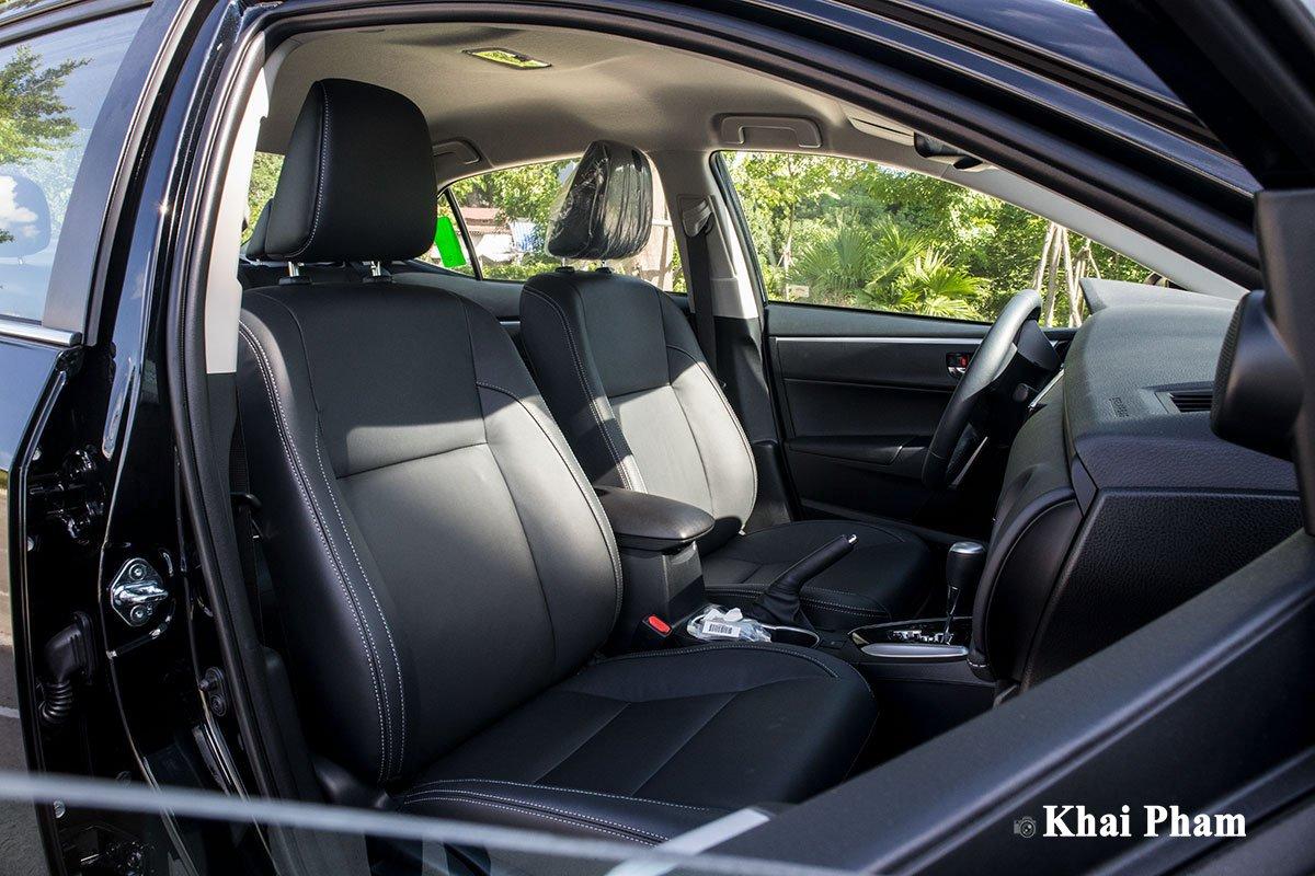 Ảnh Ghế phụ xe Toyota Corolla Altis 2020