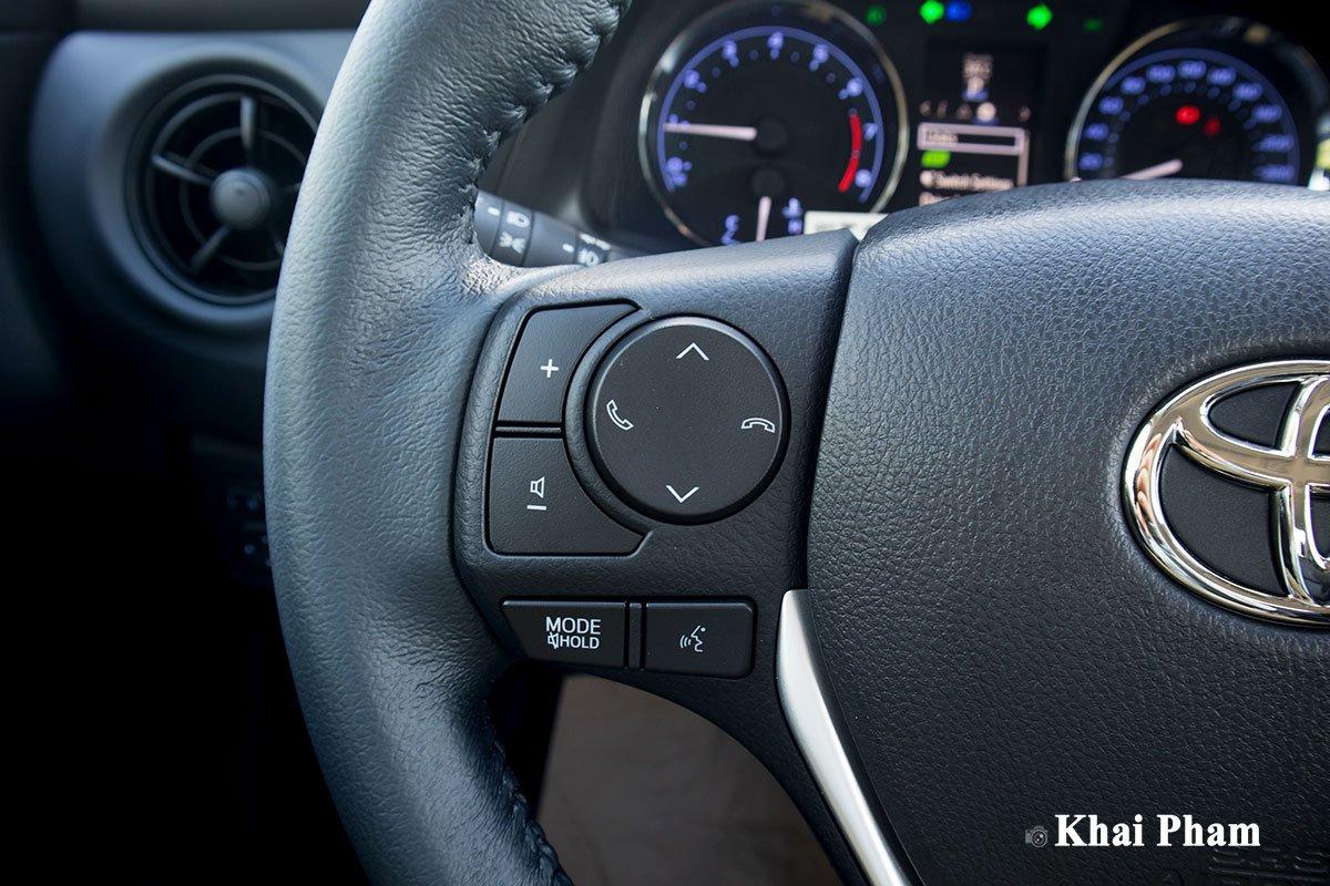 Ảnh Nút bấm xe Toyota Corolla Altis 2020