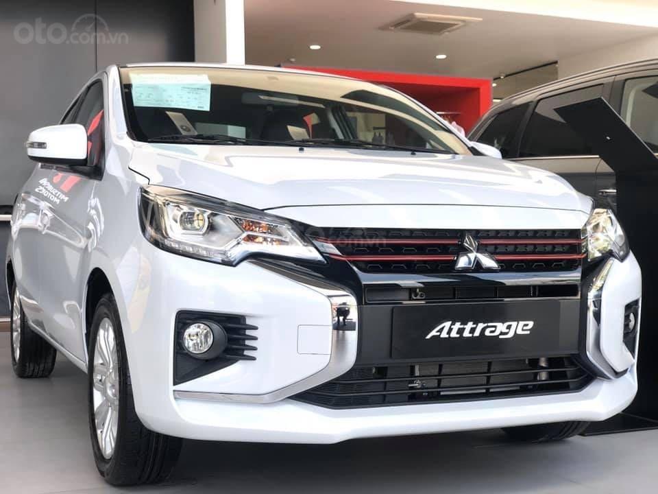 Mitsubishi Attrage 2020 - 5 chỗ - xe nhập Thái Lan, được hỗ trợ 50% trước bạ (4)