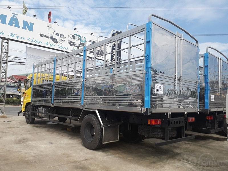 Bán xe tải Dongfeng B180 thùng dài 7m5 đời 2019 - động cơ Cummins tiêu chuẩn Euro 5 - hỗ trợ vay vốn 85% giá tốt nhất (3)