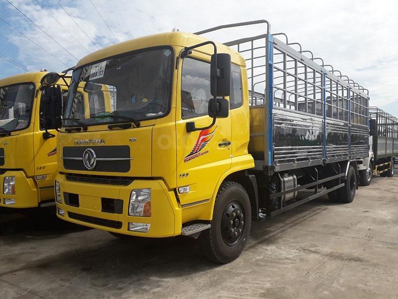 Bán xe tải Dongfeng B180 thùng dài 7m5 đời 2019 - động cơ Cummins tiêu chuẩn Euro 5 - hỗ trợ vay vốn 85% giá tốt nhất (1)