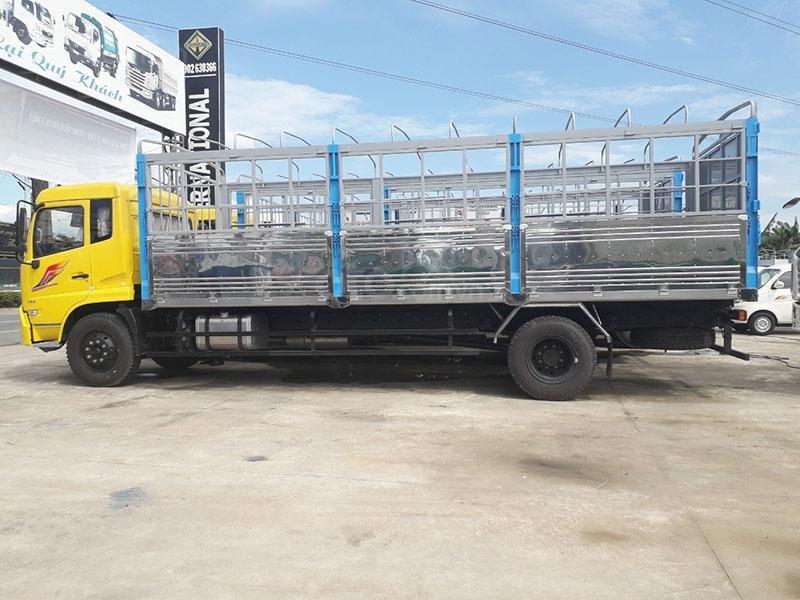 Bán xe tải Dongfeng B180 thùng dài 7m5 đời 2019 - động cơ Cummins tiêu chuẩn Euro 5 - hỗ trợ vay vốn 85% giá tốt nhất (4)