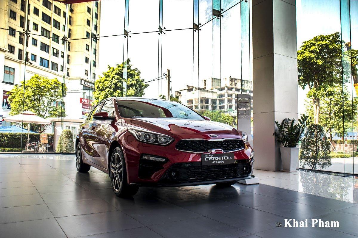 Kia Cerato bán chạy nhất phân khúc sedan hạng C 1