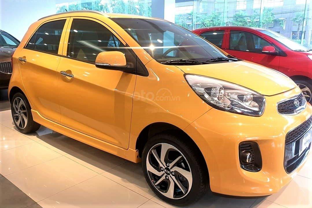 Kia Morning giá hấp dẫn từ 299 triệu đồng 1