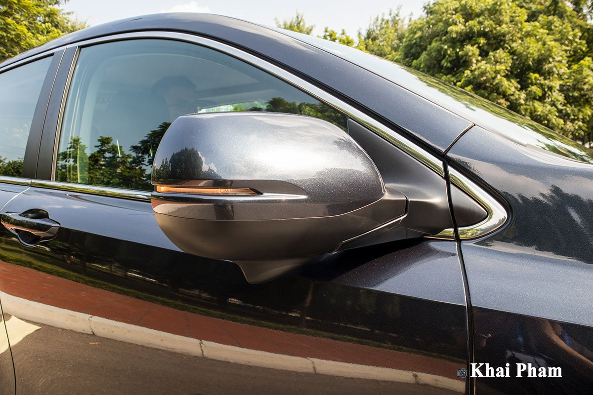 Chi tiết ngoại thất Honda CR-V 2021 1.