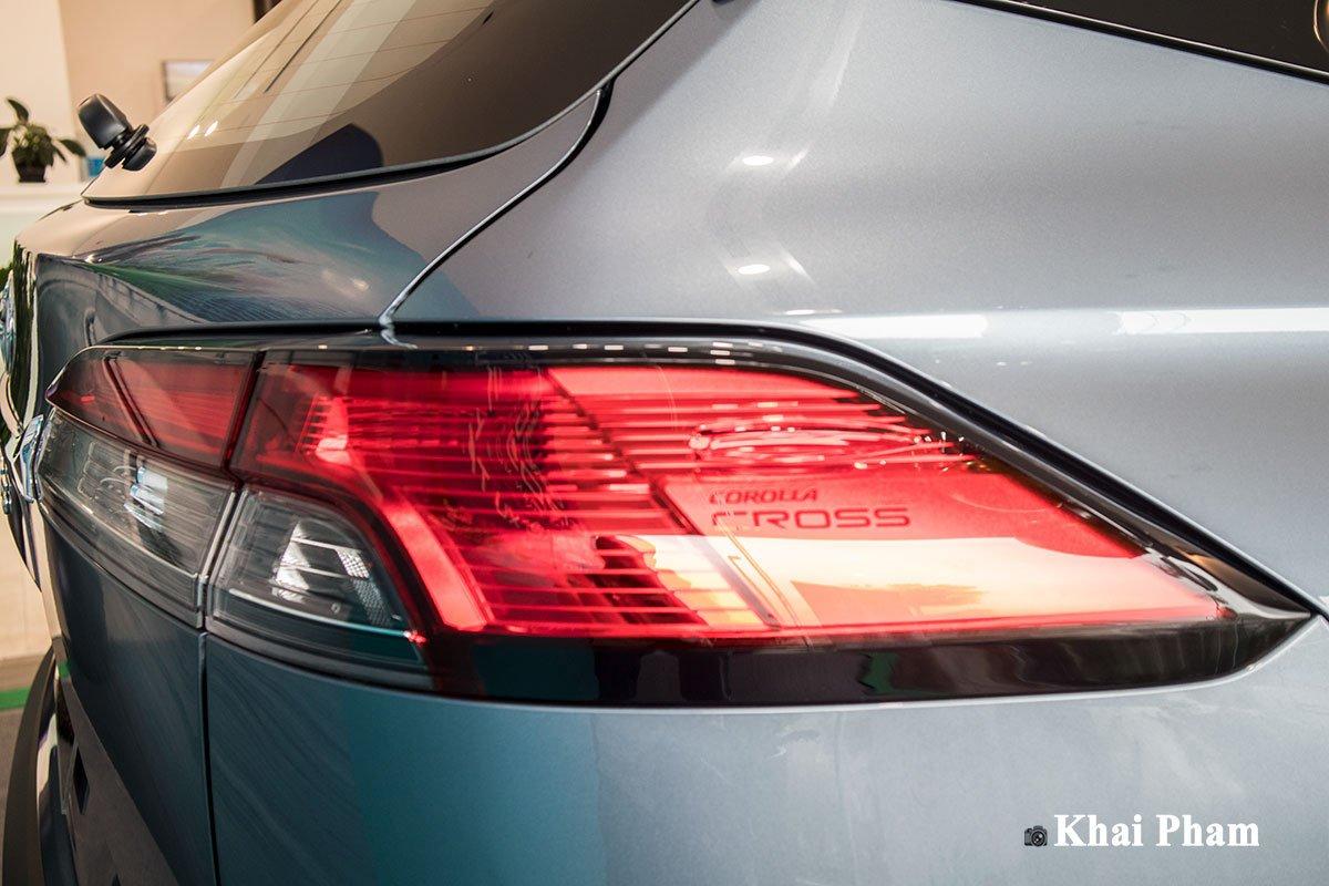 Chi tiết xe Toyota Corolla Cross 2020 vừa cập bến đại lý giá 820 triệu đồng a14