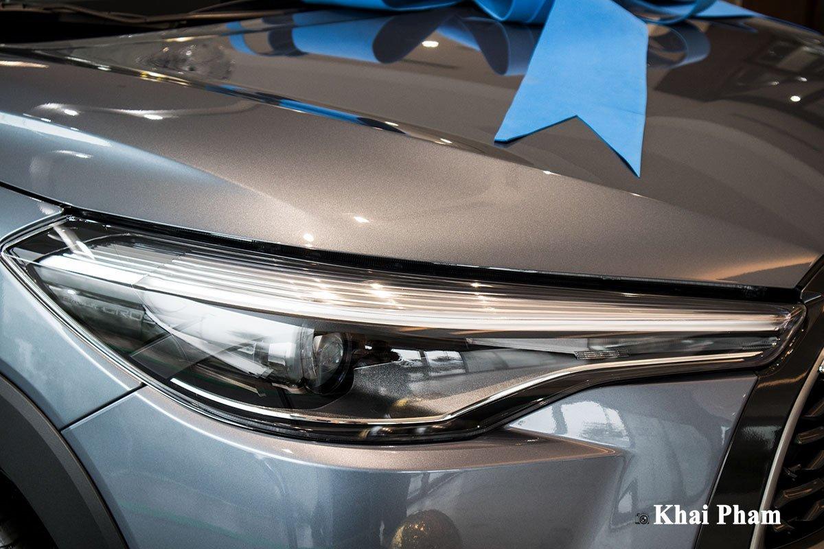 Chi tiết xe Toyota Corolla Cross 2020 vừa cập bến đại lý giá 820 triệu đồng a4