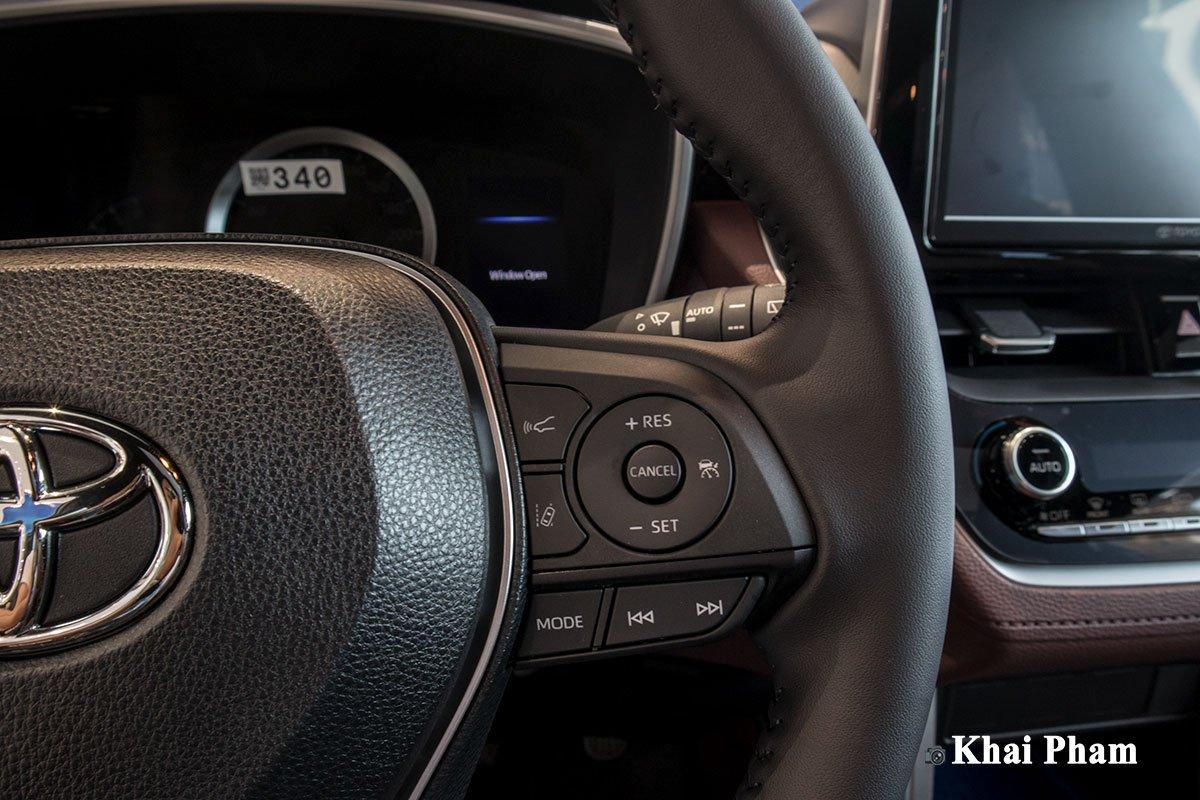 Chi tiết xe Toyota Corolla Cross 2020 vừa cập bến đại lý giá 820 triệu đồng a21