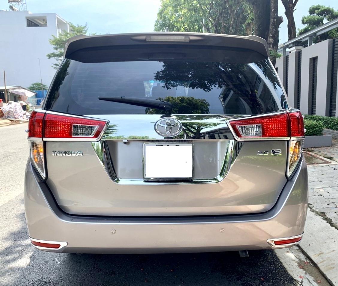 Toyota Innova model 2018, số sàn xe cọp (5)