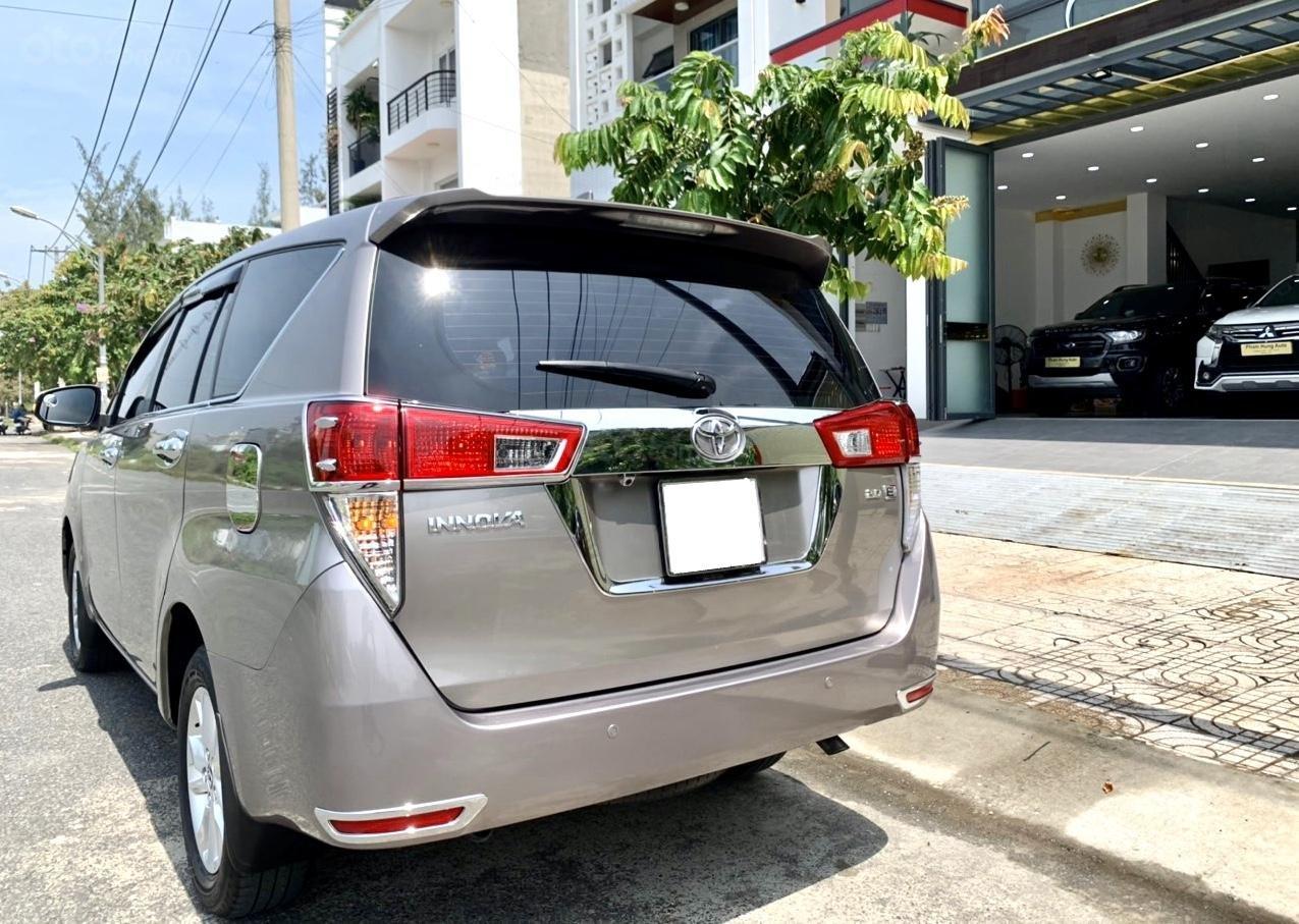 Toyota Innova model 2018, số sàn xe cọp (7)
