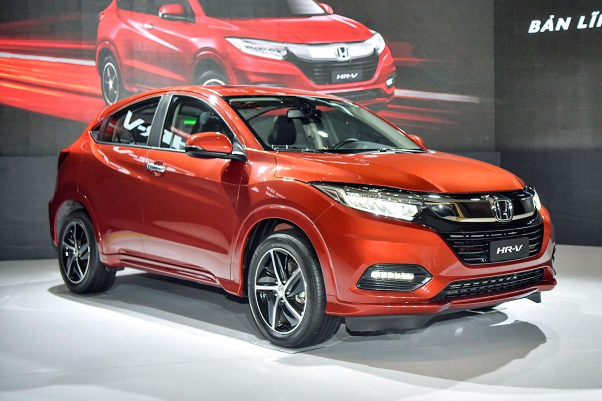 Honda HR-V - đối thủ của Toyota Corolla Cross.