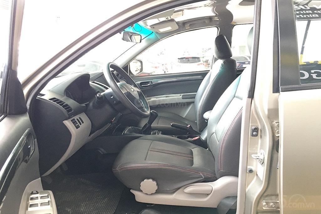 Mitsubishi Pajero Sport 2.5 MT sx 2014 (5)