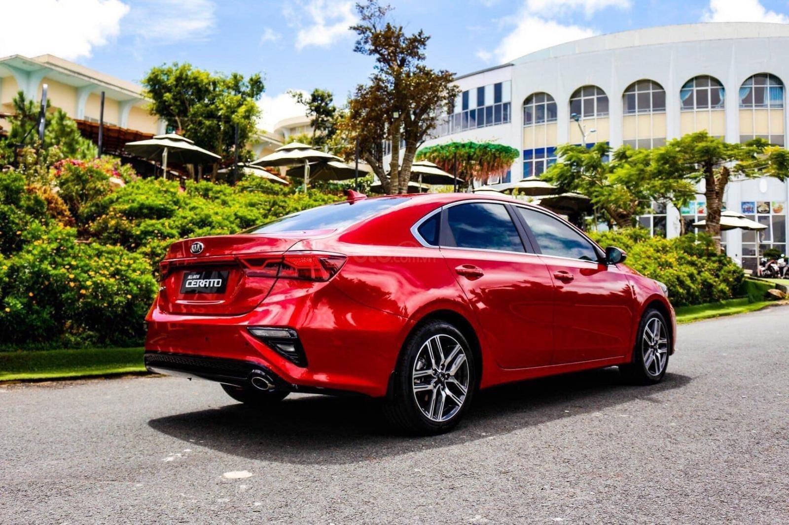 Kia Cerato 2020 nhận xe chỉ với 160tr - ưu đãi lớn - TG 85-90% xe - đủ màu và phiên bản - giảm thuế TB 50% - giao xe ngay (3)