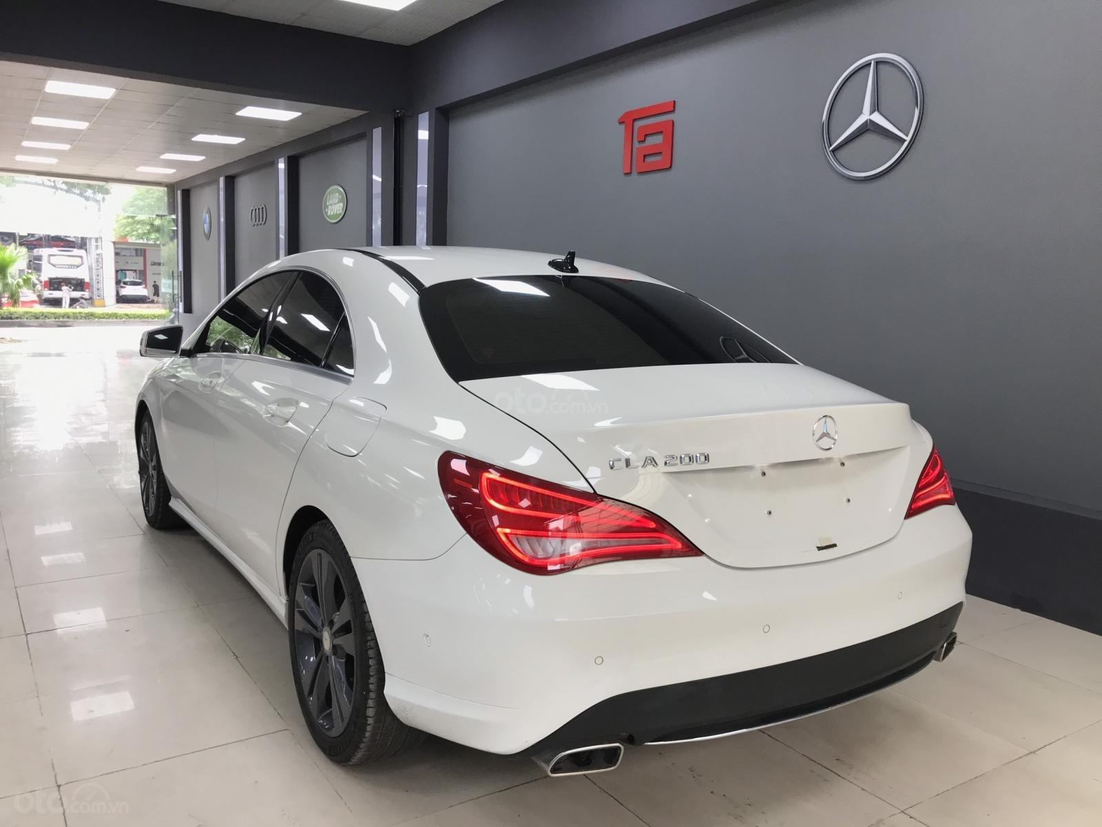 Bán Mercedes-Benz CLA 200 sx 2016 (6)