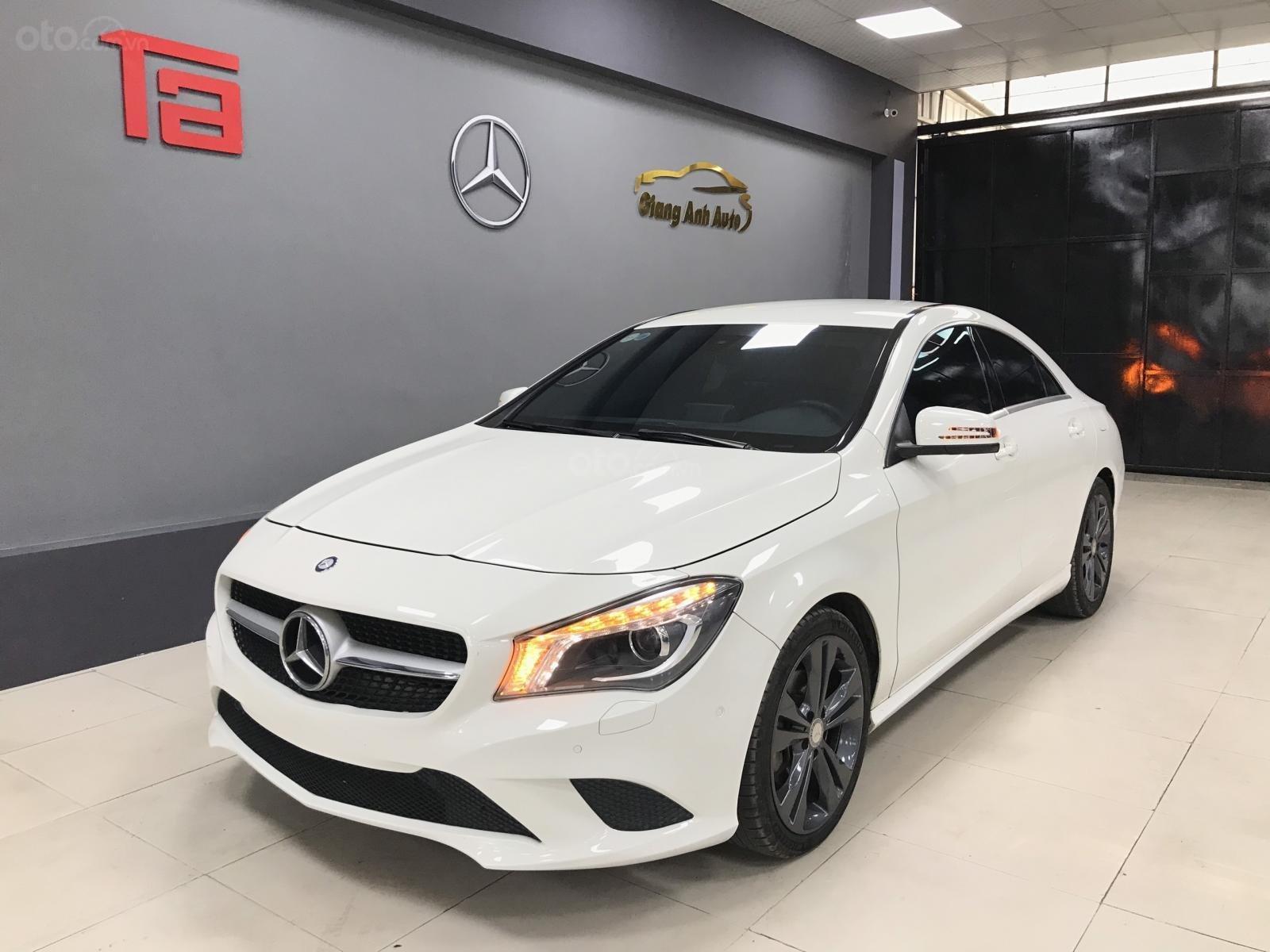 Bán Mercedes-Benz CLA 200 sx 2016 (4)